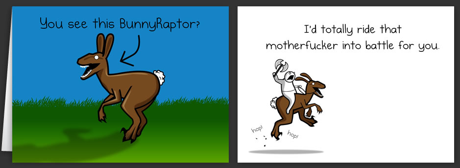 Stuff that cracked me up this week – The Oatmeal Birthday Cards